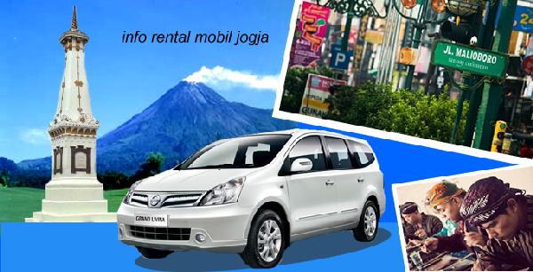 Info Rental Mobil Jogja