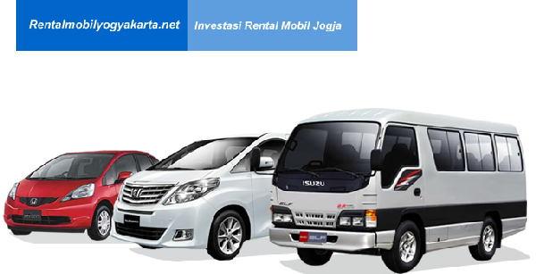 Investasi Rental Mobil Jogja