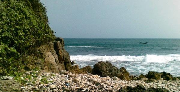 Lokasi Pantai Grigak