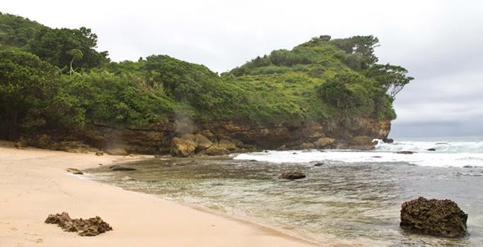 Lokasi Pantai Ngetun Gunung Kidul