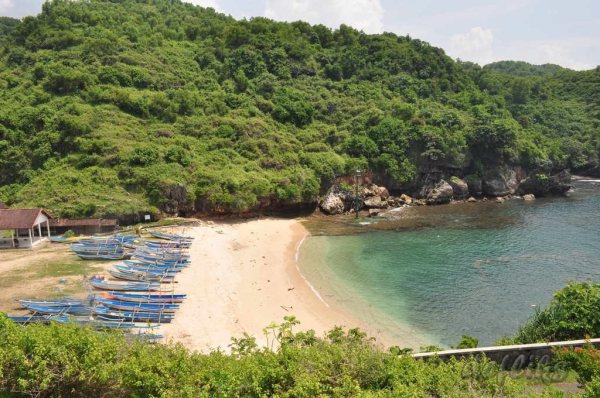 Pantai Gesing Jogjakarta