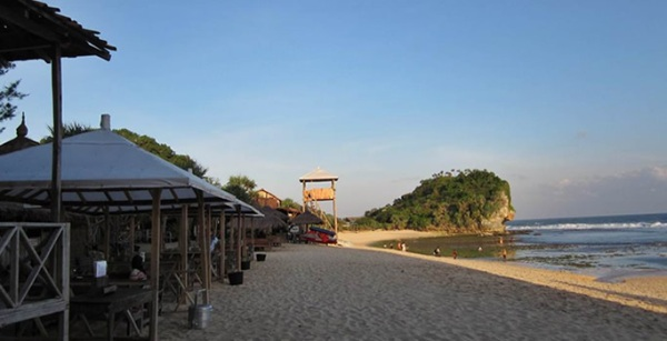 Pantai Indrayanti Dari Malioboro