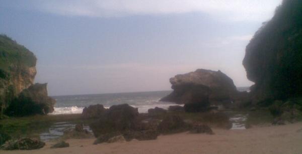 Pantai Karangtelu Jogja