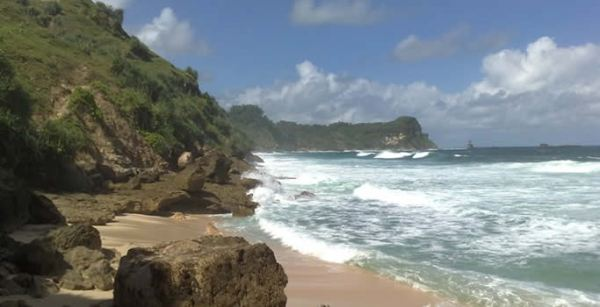 Pantai Nampu Jogja