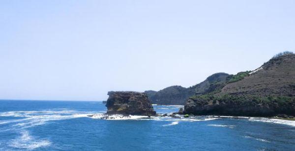 Pantai Ngondo Gunung Kidul