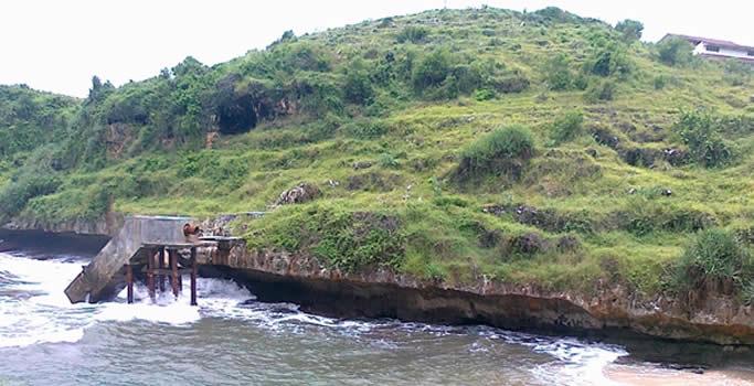 Pantai Parang Racuk Wonosari