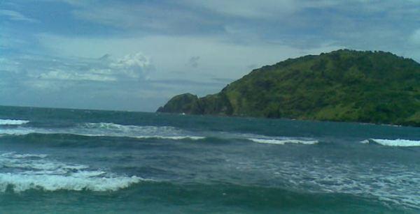 Pantai Sinden Gunung Kidul Yogyakarta