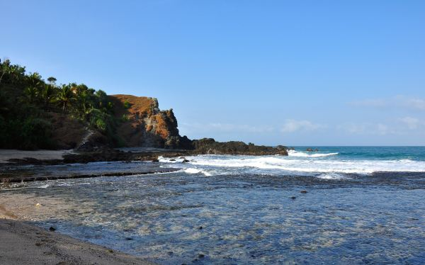 Pantai Siung Gunung Jogja