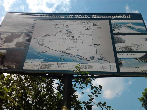 Pantai Somandeng Yogyakarta