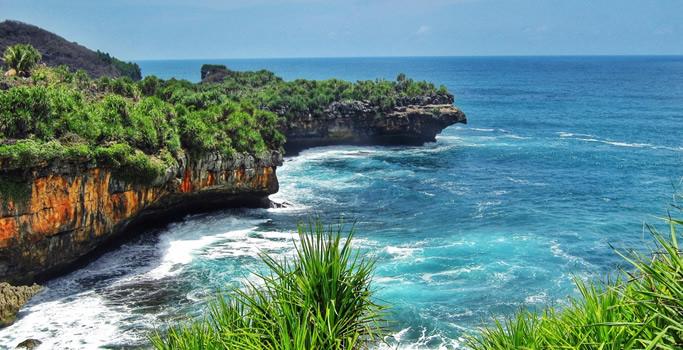 Pantai Torohudan Yogyakarta