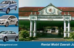 Rental Mobil Daerah Jogja Magelang Purworejo Solo