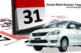 Rental Mobil Bulanan Yogyakarta Tahunan Kontrak