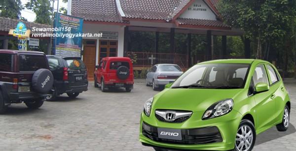 Rental Mobil 24 Jam Di Yogyakarta