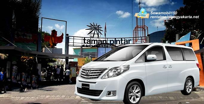 Rental Mobil Jakarta Jogja