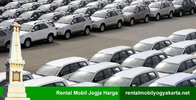 Rental Mobil Jogja Harga