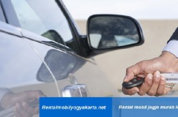 Rental Mobil di Jogja Lepas Kunci Manual Matik