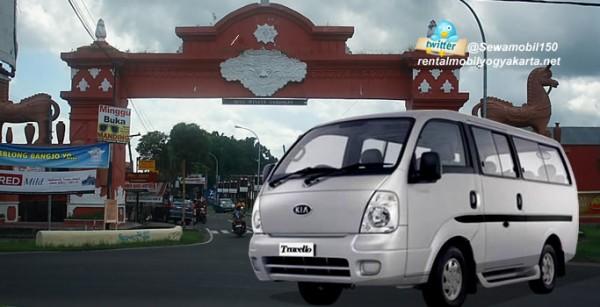 Rental Mobil Kota Yogyakarta