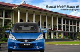Rental Mobil Matic Di Jogja, Klaten, Solo, Magelang