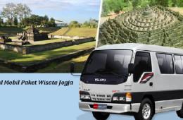 Rental Mobil Paket Wisata Jogja Semarang Solo
