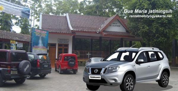Rental Mobil Yogyakarta 24 Jam