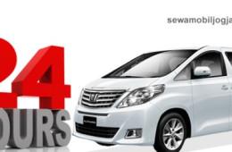 Rental Mobil 24 Jam di Jogja