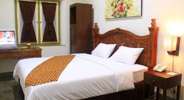 Badroom Kresna Hotel