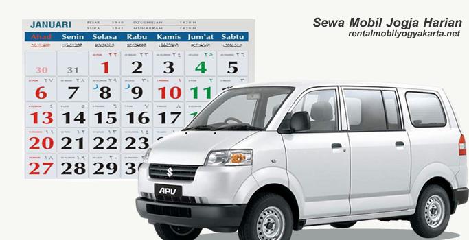 Rental Mobil Jogja Harian