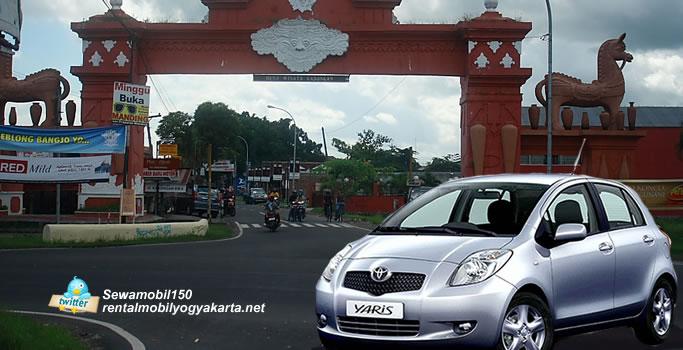 Rental Mobil Di Bandara Jogja