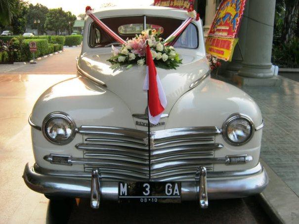 Sewa Mobil Antik Di Yogyakarta