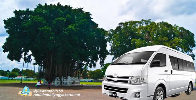 Sewa Mobil Dan Sopir Yogyakarta