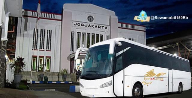Bus PariwYyang Ada Di Jogja