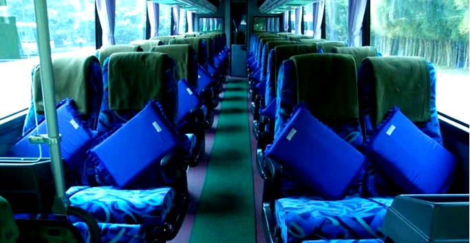 Sewa Bus Jogja