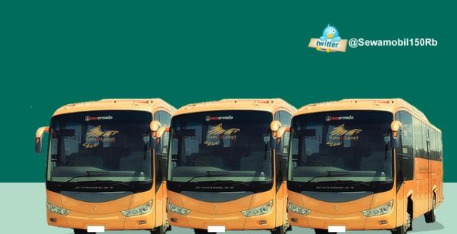 Daftar PO Bus Pariwisata Jogja