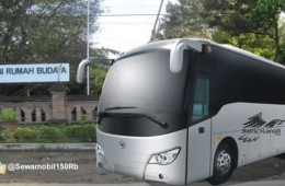 Travel Bus Wisata Jogja Murah