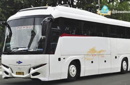Bus Pariwisata Asal Jogja Balen Jakarta Bandung Semarang