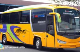 Sewa Bus Jogja Jakarta Bandung Banten Sumatra