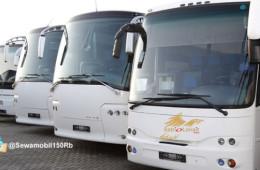 Bus Pariwisata Wilayah Jogja Solo Semarang Jateng