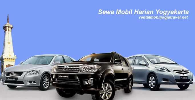 Sewa Mobil Harian Yogyakarta