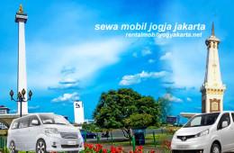 Sewa Mobil Jogja Jakarta Bandung Banten