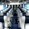 Interior bus pariwiata Jogja