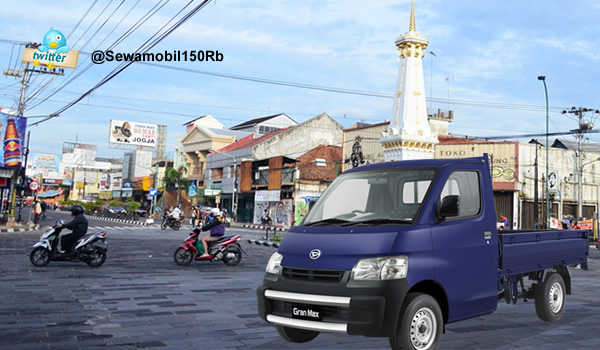 Sewa Pick up di Jogja