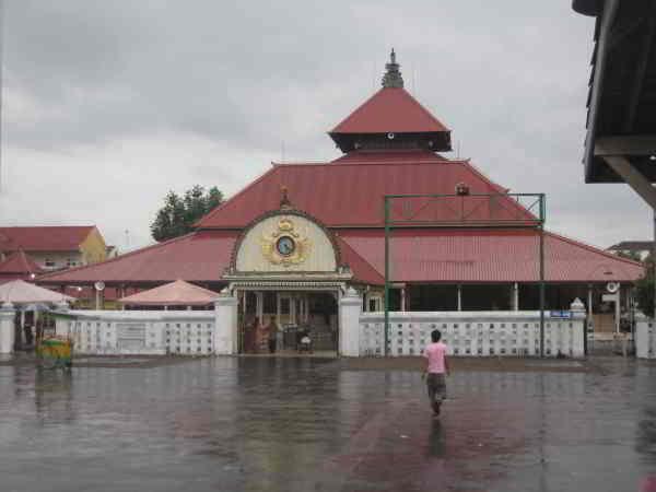 Masjid Agung Kauman Jogjakarta