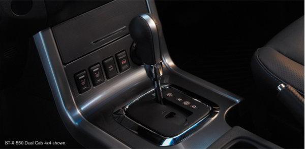 Nissan Navara Matik