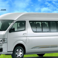 Rental Hiace Commuter Jogja