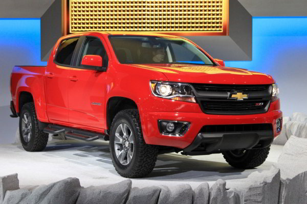 Sewa Chevrolet Colorado Jogja Indonesia