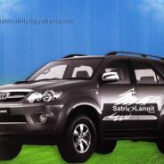 Sewa Mobil Fortuner Jogja Solo Semarang Magelang 4×4 WD Manual Matik