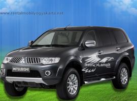 Sewa Pajero Jogja : Rental Mobil Mitsubishi Sport – Dakar 2017