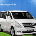 Sewa Hyundai H1 Tampak Depan