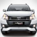 Eksterior Toyota Rush Sportivo