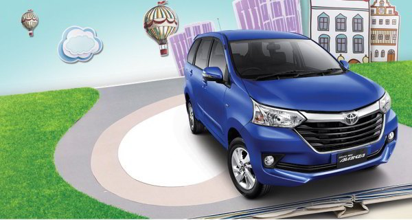 Eksterior Warna Biru Merah Hitam Putih Silver Photo Grand New Avanza Terbaru 2015 2015 Yogya Indonesia